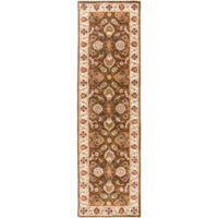 Artistic Weavers Middleton Charlotte 2-Foot 3-Inch x 10-Foot Runner in Brown/Beige