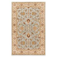 Artistic Weavers Middleton Charlotte 5-Foot x 8-Foot Area Rug in Light Blue/Gold