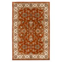 Artistic Weavers Middleton Charlotte 5-Foot x 8-Foot Area Rug in Red/Beige