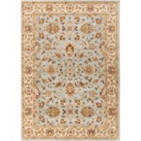 Artistic Weavers Middleton Charlotte 8-Foot x 11-Foot Area Rug in Light Blue/Gold