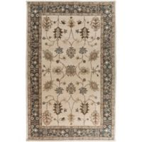 Artistic Weavers Middleton Willow 4-Foot x 6-Foot Area Rug in Grey/Ivory