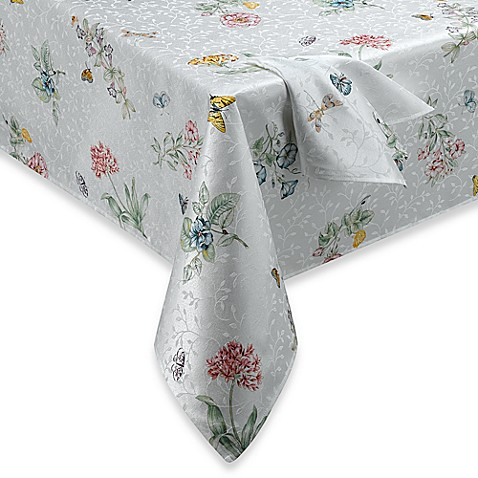 Lenox 174 Butterfly Meadow 174 Tablecloth Bed Bath Amp Beyond