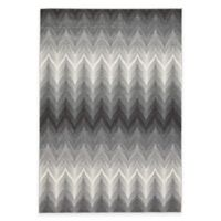 Feizy Farrell Gradient 5-Foot x 8-Foot Area Rug in Ash