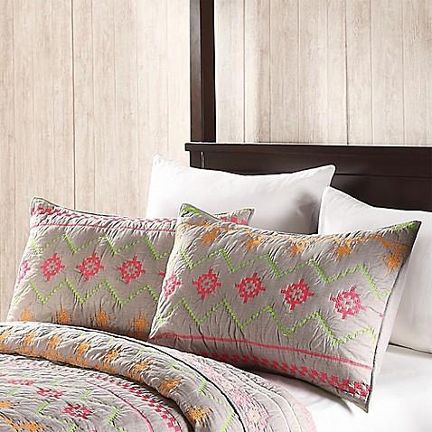 Southwestern Standard Pillow Shams : 1977 Dry Goods Marion Standard Pillow Sham - Bed Bath & Beyond