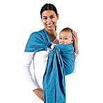 Beco Ring Sling Baby Carrier in Ocean Blue