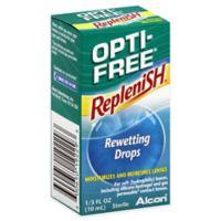 Alcon® Opti-Free® .33 oz. Replenish Rewetting Drops