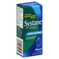 Systane® .1 oz. Lubricant Long Lasting Eye Drops