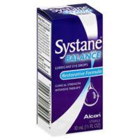 Alcon® Systane® .33 oz. Balance Lubricant Eye Drops Restorative Formula