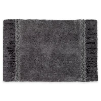 Avanti Braided Medallion Bath Rug in Granite. Buy Non Skid Bath Rugs from Bed Bath  amp  Beyond