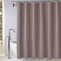 Wamsutta Diamond Matelasse 72 X 84 Shower Curtain In Lavender