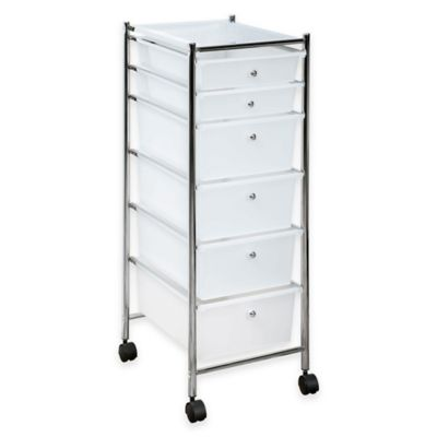 Buy Rolling Drawer Carts From Bed Bath Amp Beyond