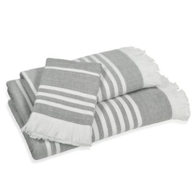 Buy Charcoal Bath Towels From Bed Bath Amp Beyond