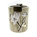 Croscill® Magnolia Floral Toothbrush Holder