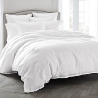 Wamsutta® Dream Zone® Dream Bed Queen Duvet Cover Set in White