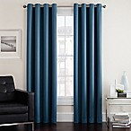 Twilight 63-Inch Room Darkening Grommet Window Curtain Panel in Wedgewood