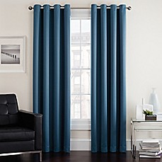 Twilight Room Darkening Grommet Window Curtain Panel