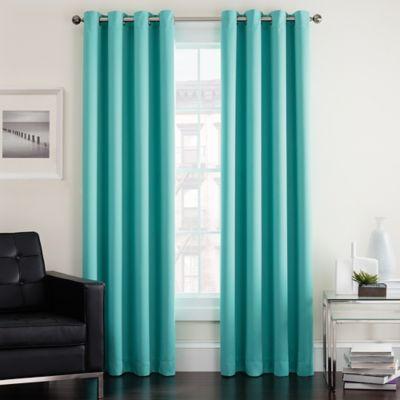 Buy Elrene Emery 63 Inch Room Darkening Grommet Top Window