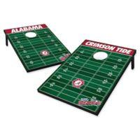 NCAA University of Alabama Field Tailgate Toss Cornhole Game