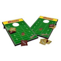 NCAA Central Michigan University Field Tailgate Toss Cornhole Game