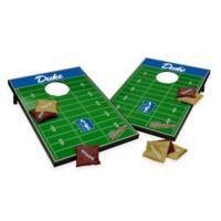 NCAA Duke University Field Tailgate Toss Cornhole Game