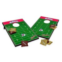 NCAA Fresno State University Field Tailgate Toss Cornhole Game