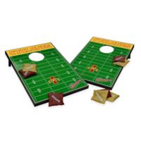 NCAA Iowa State University Field Tailgate Toss Cornhole Game