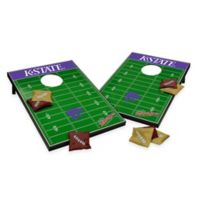 NCAA Kansas State University Field Tailgate Toss Cornhole Game