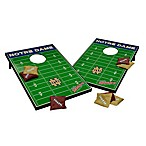 NCAA University of Notre Dame Field Tailgate Toss Cornhole Game