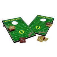 NCAA University of Oregon Field Tailgate Toss Cornhole Game