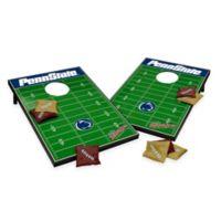 NCAA Penn State Field Tailgate Toss Cornhole Game