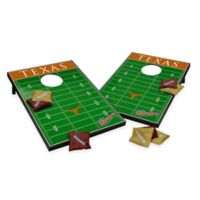 NCAA University of Texas Field Tailgate Toss Cornhole Game