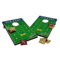 NCAA University of Toledo Field Tailgate Toss Cornhole Game