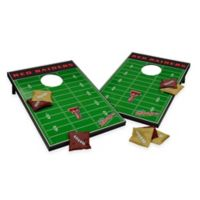 NCAA Texas Tech University Field Tailgate Toss Cornhole Game