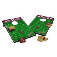 NCAA Texas A&M University Field Tailgate Toss Cornhole Game