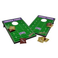 NCAA TCU Field Tailgate Toss Cornhole Game