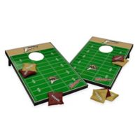 NCAA Western Michigan University Field Tailgate Toss Cornhole Game