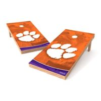 NCAA Clemson University Regulation Cornhole Set