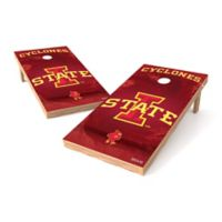 NCAA Iowa State University Regulation Cornhole Set