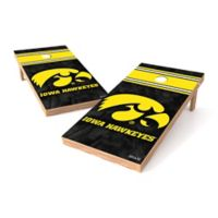NCAA University of Iowa Regulation Cornhole Set