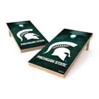NCAA Michigan State University Regulation Cornhole Set