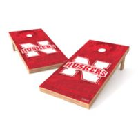 NCAA University of Nebraska Regulation Cornhole Set