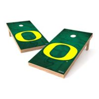 NCAA University of Oregon Regulation Cornhole Set