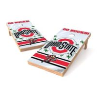 NCAA Ohio State University Regulation Cornhole Set