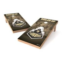 NCAA Purdue University Regulation Cornhole Set