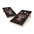 NCAA Texas Tech University Regulation Cornhole Set