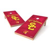 NCAA USC Regulation Cornhole Set