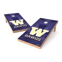 NCAA University of Washington Regulation Cornhole Set