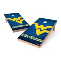 NCAA West Virginia University Regulation Cornhole Set