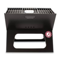 X-Grill University of Alabama Folding Portable Grill