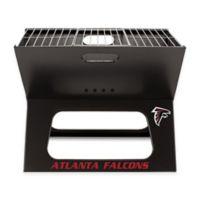 NFL Atlanta Falcons X-Grill Portable Charcoal Grill